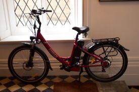 Freego 'Hawk' Electric bike