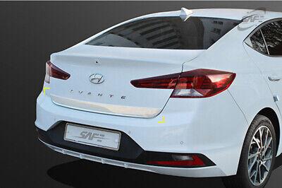 SAFE Chrome Trunk Garnish Molding for 2019 Hyundai Elantra 4door Sedan