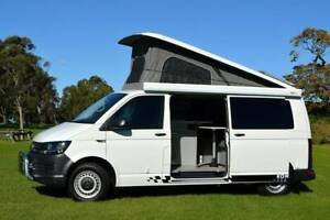 New Volkswagen Kombi Surf Bus with 4 Seat Belts & Rear Shower Albion Park Rail Shellharbour Area Preview