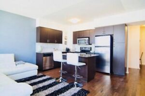 1 bed + den Furnished at Lakeshore
