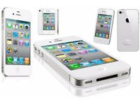 Apple iphone 4s brand new seal pack 16gb fully boxed smart pone black / white