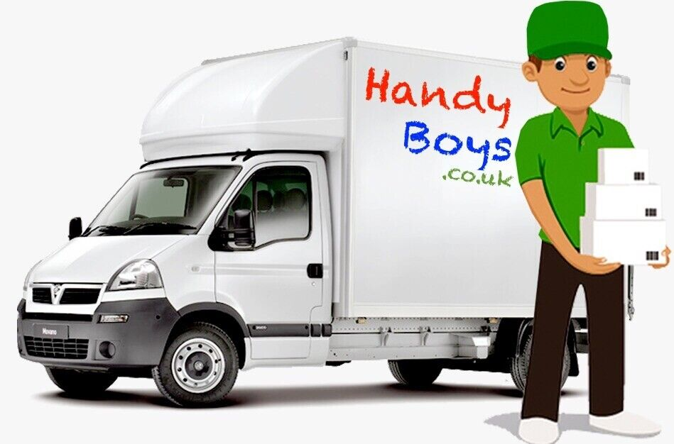 0a2734a8c3 ... LUTON VAN REMOVAL COURIER SERVICE OFFICE MOVING HIRE WITH A HOUSE PIANO  MOVERS DRIVER. Lambeth