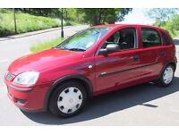NEW 05 CORSA 1 LITRE 52000 MILES 1 OWNER FSH LONG MOT CHEAP INSURANCE Yaris Fiesta Focus Lupo Aygo