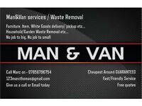 Cheap Waste / Rubbish removals, Tip Runs and Man&Van services
