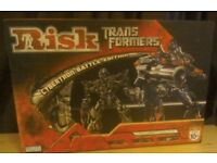 RISK - Transformers version. Never played