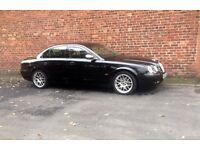 Jaguar S-Type 2.7d sport
