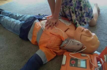 Samford First Aid