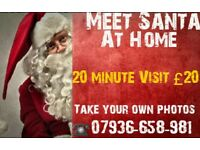 Meet Santa at Home