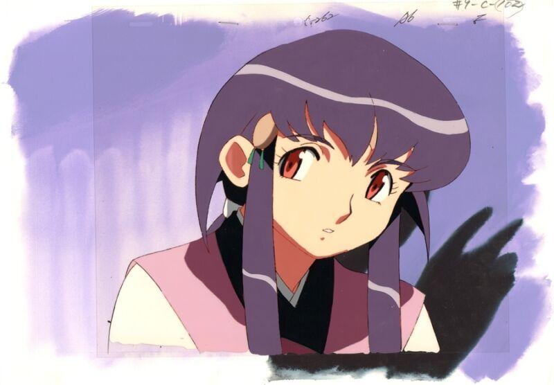 Anime Cel Tenchi #238