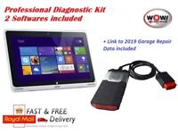 Dealer Level Diagnostics 5.00.12  Pro Cars vw audi seat skoda merc bmw