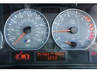 BMW M3 Convertible E46 59K FSH 1Years MOT
