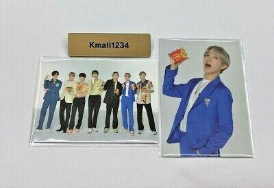 BTS X McDonald's Weverse Shop Photo Card 2Set [J-HOPE]