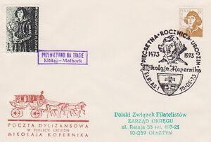 Poland Stagecoach Post 1973 Copernicus Elblag - Malbork (analogous) - <span itemprop=availableAtOrFrom>Bystra Slaska, Polska</span> - Poland Stagecoach Post 1973 Copernicus Elblag - Malbork (analogous) - Bystra Slaska, Polska