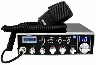 Galaxy 33hp2 10 Meter Radio is  Professionally Peaked Tuned