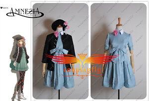 Amnesia アムネシア Heroine Cosplay Costume Custom Made