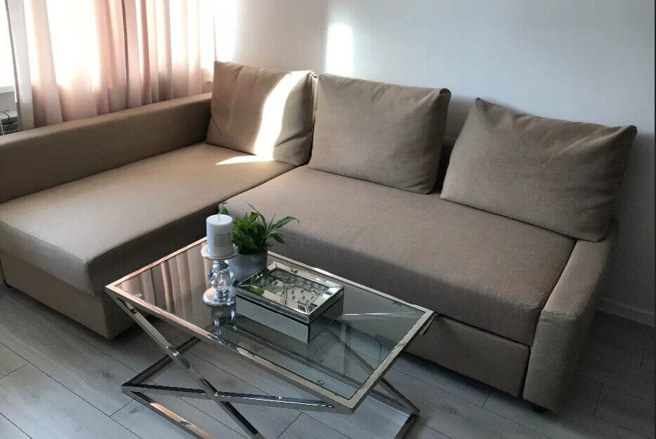 Friheten Ikea Corner L Shaped Sofa Bed With Chaise Longue And Storage Can Be Left Or Right In Tilehurst Berkshire Gumtree
