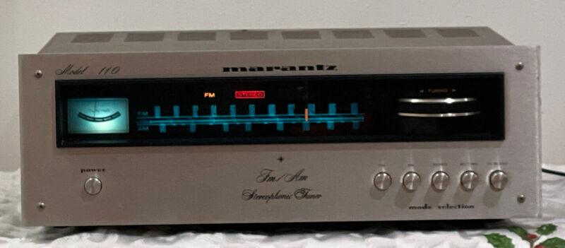 Marantz 110 FM/AM Stereophonic Tuner