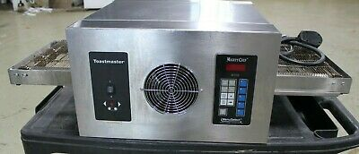 Toastmaster Middleby Marshall Tco2114 Mighty Chef Conveyor Pizza Oven