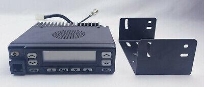Kenwood Tk-863g-1 Uhf 25 Watt Mobile Radio With Mounting Bracket 450-490mhz