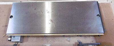 SAV Magnet-Spannplatte B-243.73 500x200 P4 Bj. 2014 NEU
