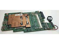 0NPJH 37 DELL INSPIRON 11 2 in 1 3168 3169 Intel Motherboard /& Heatsink 9TWCD