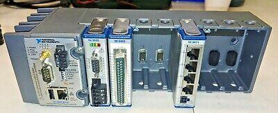 National Instruments Crio-9104 Ni Crio-9014 Ni 9505 Ni 9403 Ni 9871