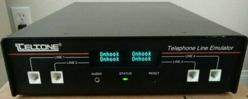 Teltone TLE TLE-A-01 Telephone Line Emulator