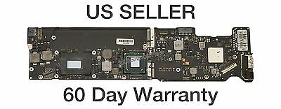 "Apple Macbook Air 13"" Mid-2012 A1466 Motherboard w/ i5 1.8Ghz CPU 661-6631"
