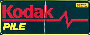 ADESIVO-STICKER-KODAK-PILE-cm-30-00-x-12-00