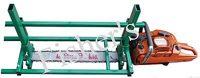 "Chainsaw Mill planking lumber boards milling variable 18""-42"" Stihl husqvarna"