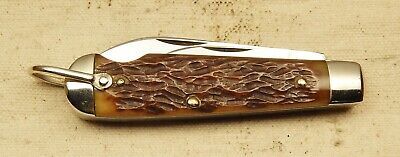 WWII Vintage Kutmaster Easy Open Jack Knife