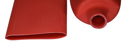 Dw1s3x-50.0 Dual Wall Adhesive Lined 31 Heat Shrink Tubing 50mm 2 - Red