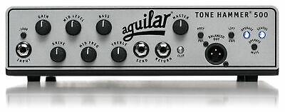 Aguilar Amplifier Tone Hammer 500 Super Light Bass Amp Head