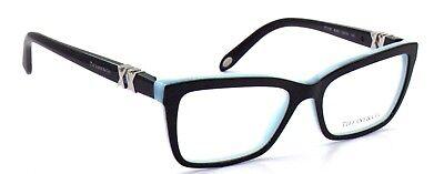 Tiffany & Co. Damen Brillenfassung  TF2137 8055  52mm  schwarz hellblau 553 T13