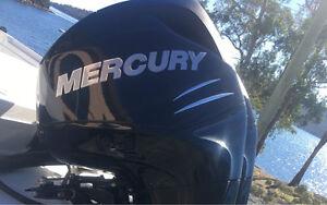 2013 Mercury Verado Outboard Motors x 2 Pair Yamaha Suzuki Evinrude Sandy Bay Hobart City Preview
