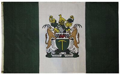 3x5 Rhodesia Rhodesian Country 3'x5' Rough Tex 100D Oxford P
