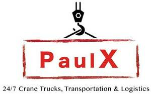 PaulX Crane Trucks & Transportation Hire Perth Perth City Area Preview