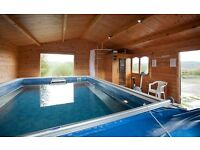 Beautiful cottage for 2+2 with pool & hot tub,