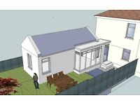 Architectural Services-Residential extensions and internal Alterations Glasgow