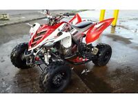 Yamaha Raptor YFM 700 Engine 2012 good condition