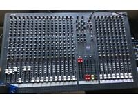 Soundcraft LX7 Mixing Desk