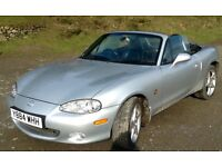 Mazda MX5 mk2.5. 1.8S. - REDUCED!