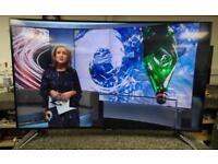 Panasonic viera curved tv