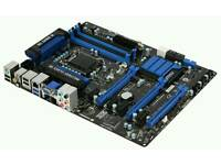 MSI Z77A-G45 motherboard