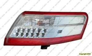 Tail Light Passenger Side Hybrid High Quality Toyota Camry 2010-2011