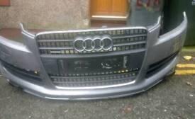 Audi Q7 front bumper