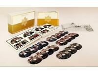 Downton Abbey (BRAND NEW & SEALED) DVD Limited Edition Deluxe Boxset (album, napkins & coasters)