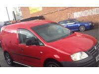 Mint van for sale (Volkswagen caddy