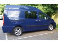 Van and Driver for hire CHEAP RATE