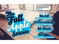 Shoreditch Macs We Buy We Sell We Repair We Care Apple MacBook iMac Fix   Part Exchange Mac Air